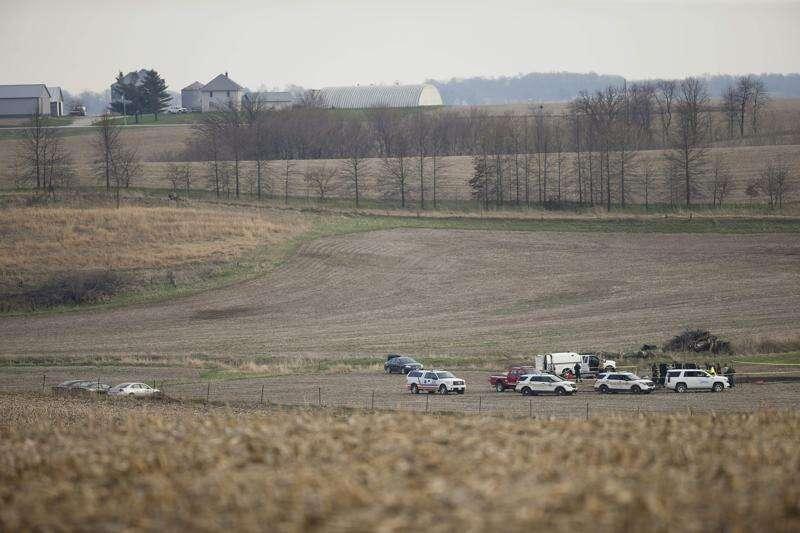 Two dead in rural Johnson County plane crash
