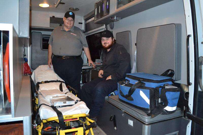 The life of an emergency responder