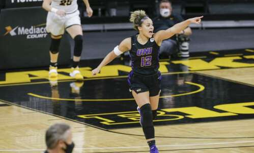 UNI women's basketball looks to build off SDSU win against…