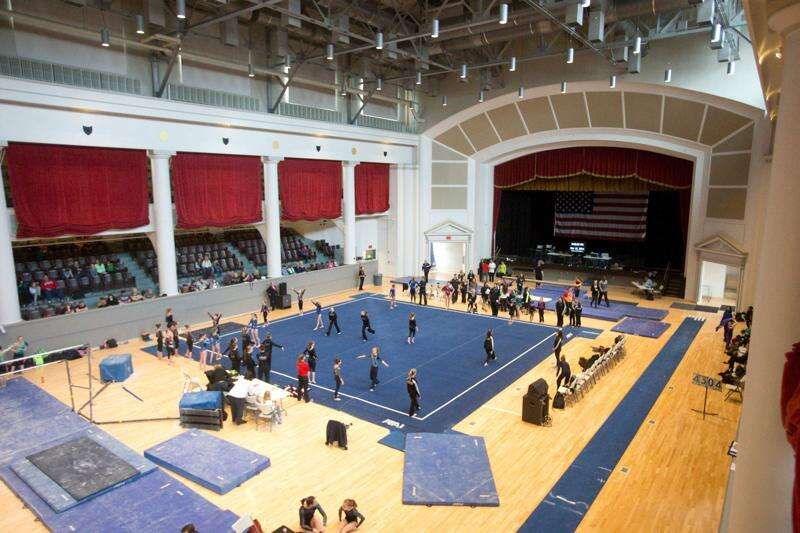 Twisters gymnasts shine at regional competitions