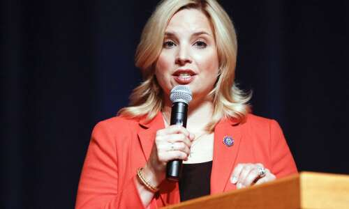 U.S. Rep. Ashley Hinson will be at Trump rally in…