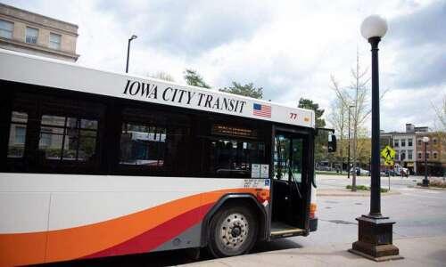 New Iowa City transit routes start Monday
