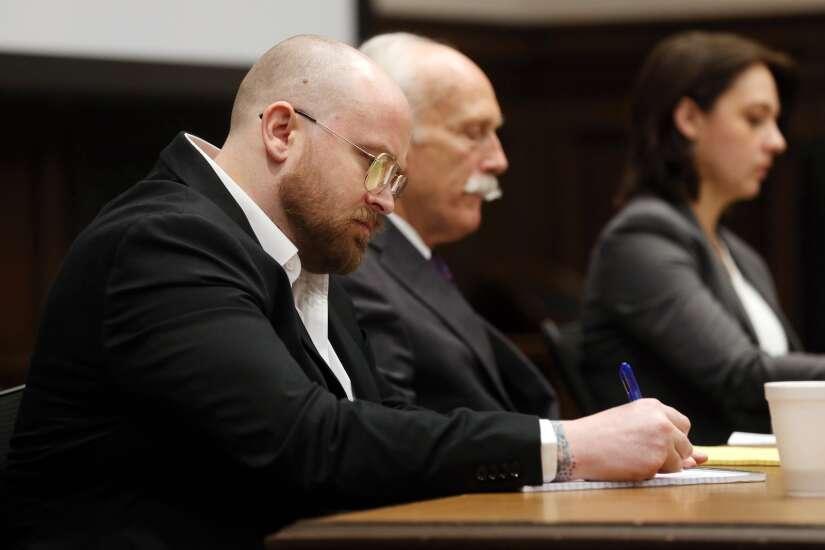 'I'm not a cold-blooded killer,' murder defendant Drew Blahnik tells grand jury