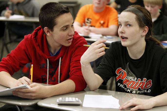 Flipped classrooms put students in charge of learning