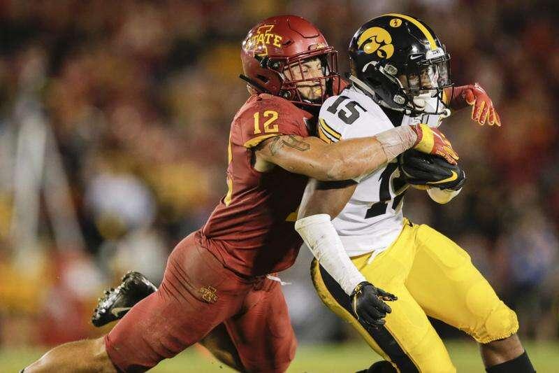 Iowa vs. Iowa State football: TV, live stream, predictions