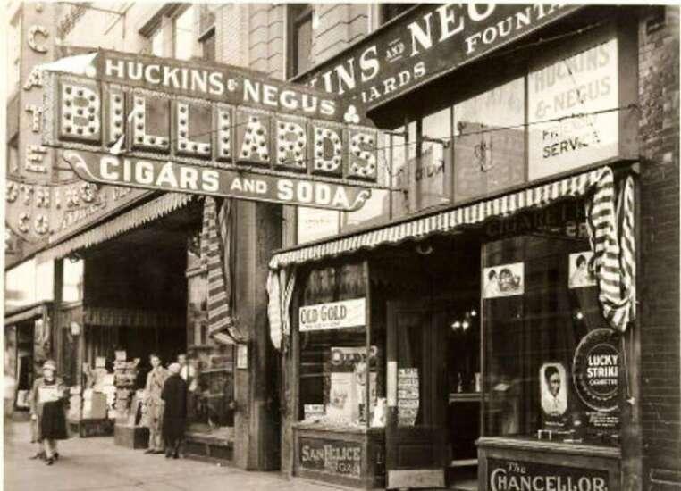 Time Machine: A Cedar Rapids Ponzi scheme (Part One: Up in Smoke)