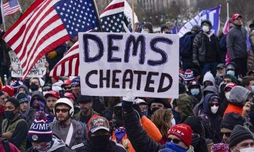 On Iowa Politics Podcast: A failed coup and the Legislature…