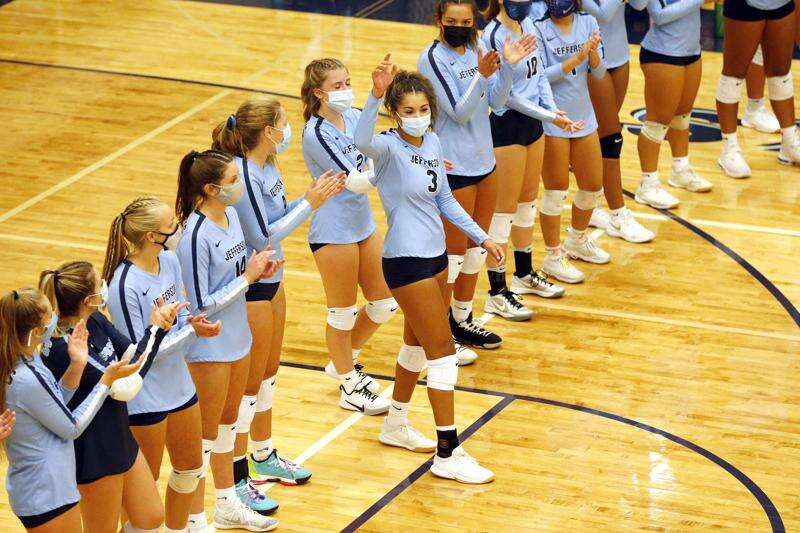 Rivals collide in Tuesday's 5A regional volleyball quarterfinals