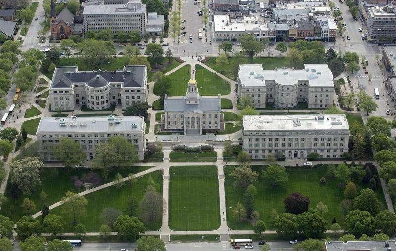 Six University of Iowa Greek chapters on interim suspension following COVID complaints