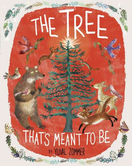 10 great holiday-season books to enjoy with your little ones