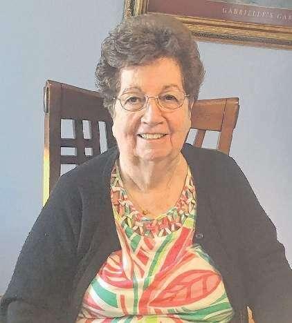 Emily Harney - 80th Birthday Card Shower
