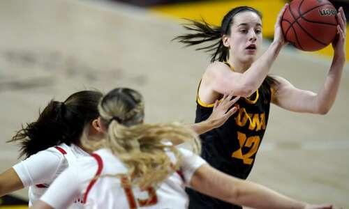 2021-22 Iowa women's basketball schedule is complete