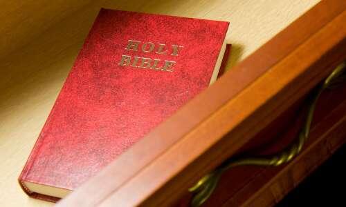 Time Machine: Gideons Bibles in hotels idea began in CR