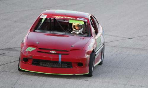 Blairstown's Drew Nickell even more helpful after auto racing title