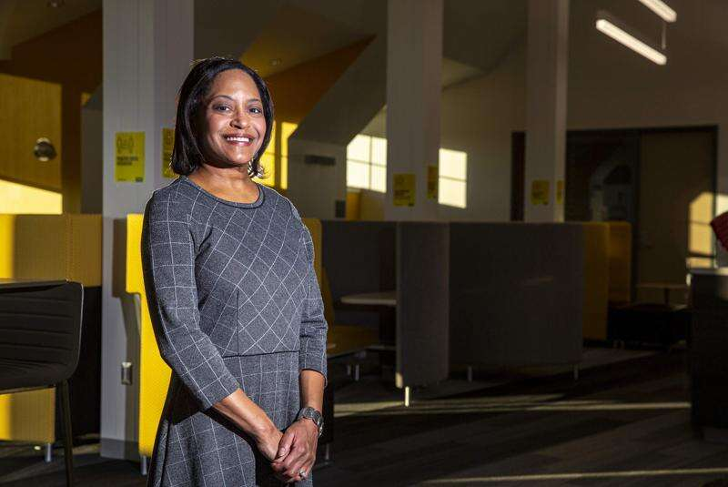 University of Iowa's Tovar takes diversity, equity and inclusion from athletics to campus