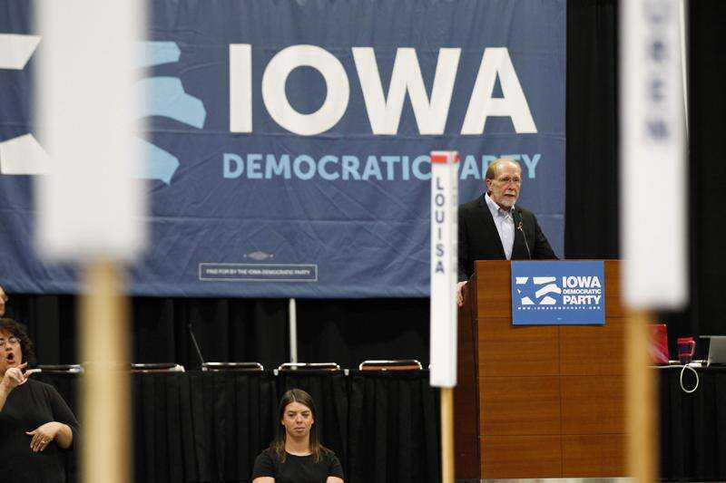 Iowa Democrats plans to elect new chairperson in January