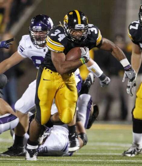 Iowa football ain't what it used to be, television-wise