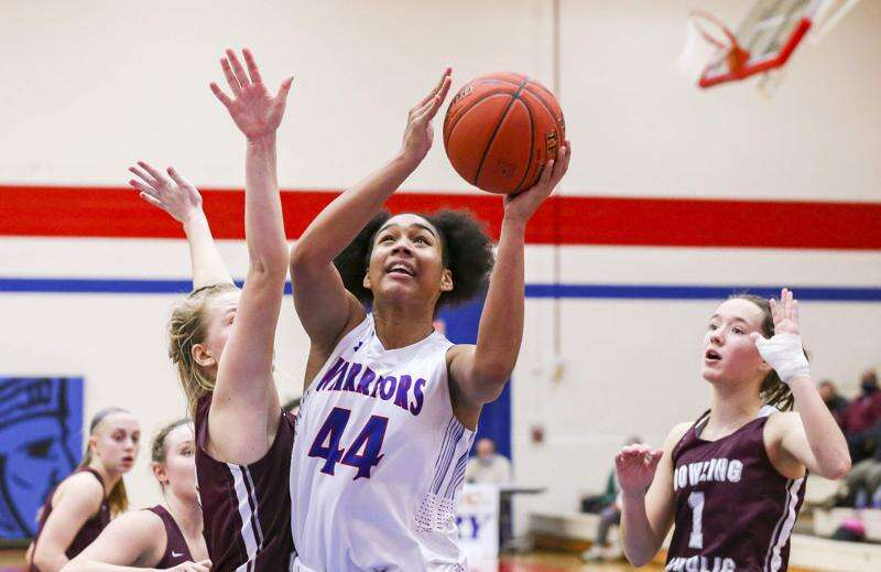 Girls' basketball: Updated 2020-21 all-conference teams