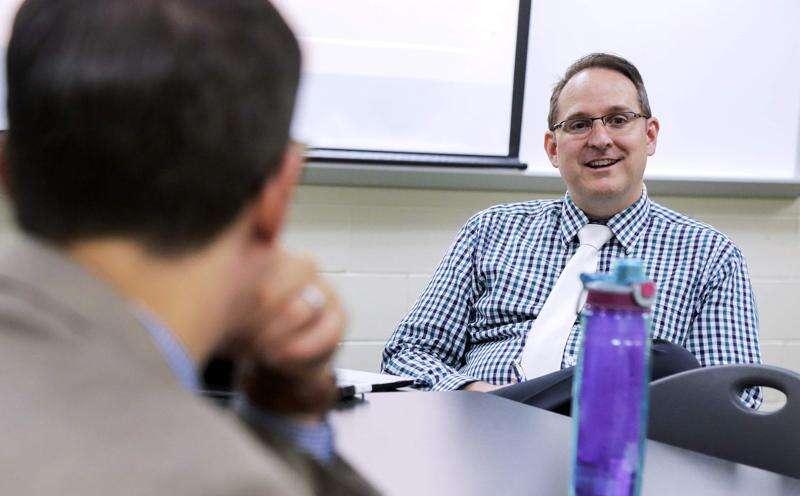 College Community superintendent says 'no' to school vouchers