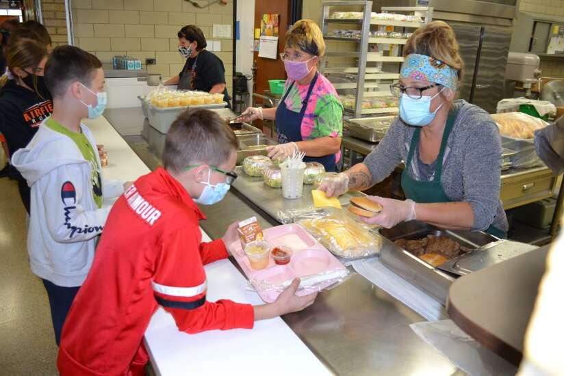 Fairfield schools honor cooks on 'School Lunch Hero Day'