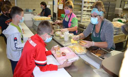 Fairfield schools honor cooks on 'School Lunch Hero Day'