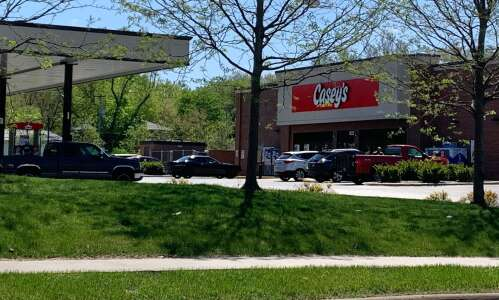 Why Casey's has armed guards at an Iowa City store
