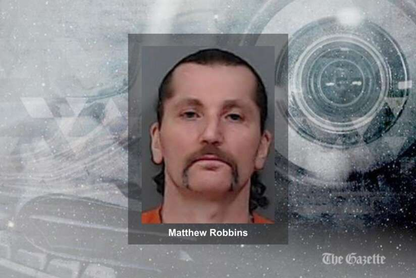 Defense witnesses deny Matthew Robbins had a gun or talked to inmates about his case