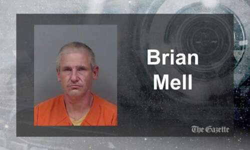 Cedar Rapids man accused of stealing tools from construction site
