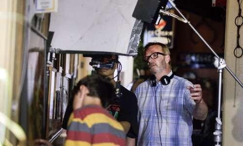Indie film brings lights, camera, action to Cedar Rapids