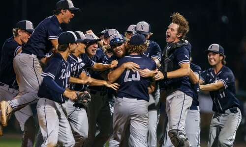 Xavier in control in substate final win over Solon