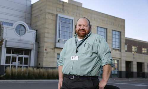 Iowa City library director emphasizes flexibility, caution in navigating coronavirus