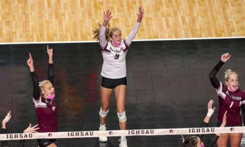 Iowa state volleyball tournament 2020: Tuesday's scores, stats and more