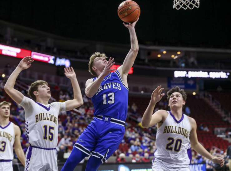 Iowa boys' state basketball 2021: A closer look at Wednesday's games