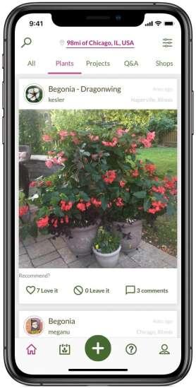 An app introducing millennials to gardening can go only so far