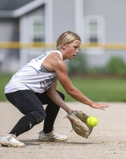 Hall sisters have the bases covered for West Liberty softball