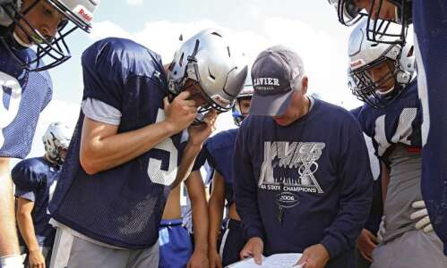 Fathers and sons: Xavier's Schultes, Solon's Millers to battle in…