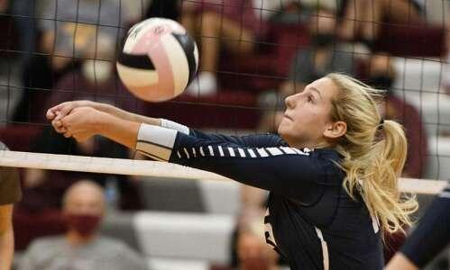 Gazette all-area volleyball 2020: Physically and mentally, Jazmine Yamilkoski made…