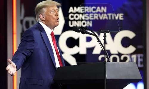 Donald Trump calls for GOP unity at CPAC, repeats lies…