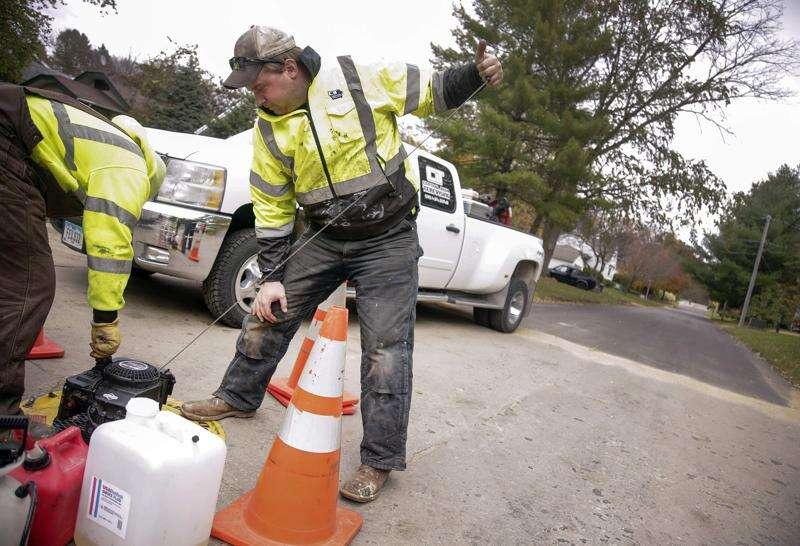 Cedar Rapids seeks solution to sewer surges
