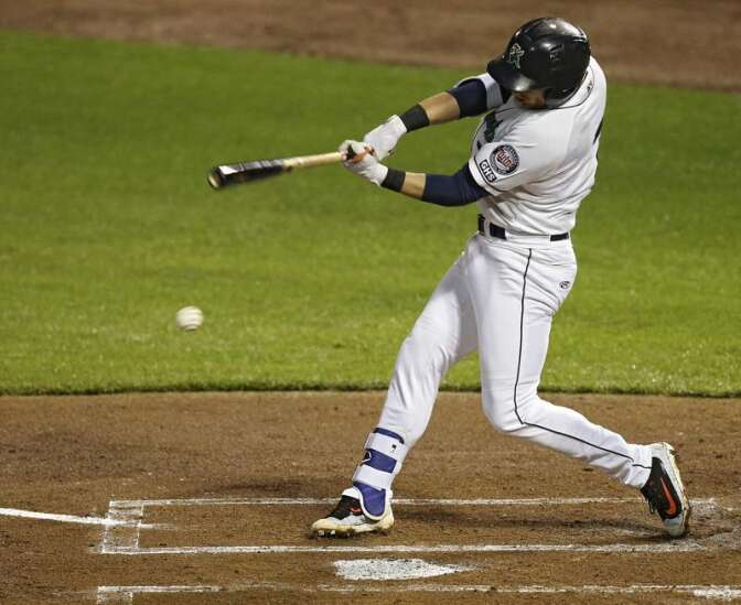Baseball Notebook: Even in Midwest League, it has become all about strikeouts and home runs