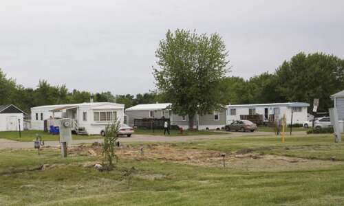 Caucus politics or real help on Iowans' mobile home rents?