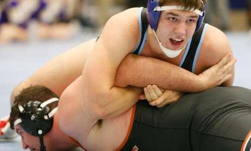 Kuehl powers Jefferson to J-Hawk Invitational title