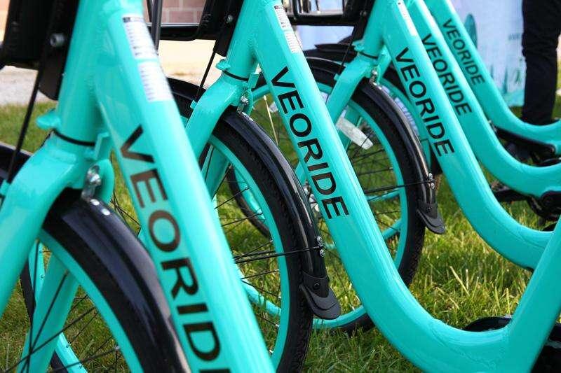 Cedar Rapids bike share back on for May 2019