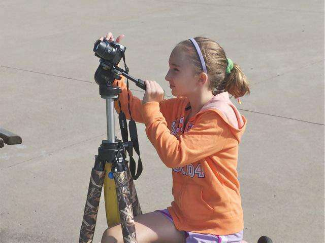 COMMUNITY JOURNALISM: Youth photographers take their best shot