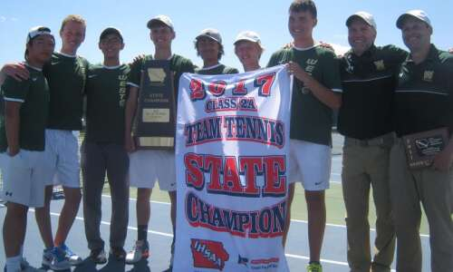 Fifth state title in six years earns Iowa City West…