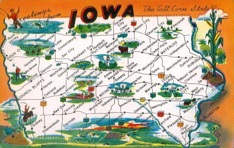 Celebrate Iowa History Month starting March 1