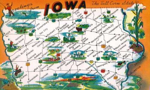 Some ideal Iowans would like me to get lost, ideally