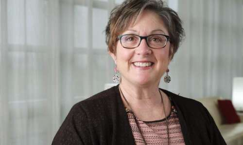 Women of Achievement Laurie Worden wants mentees to pay it…