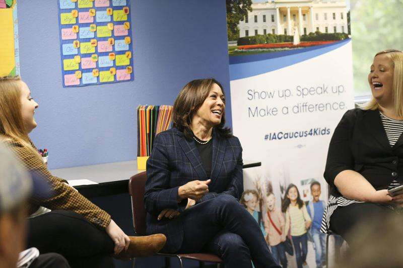 Kamala Harris' 'Children's Agenda' includes six months family leave, child-care cost cap