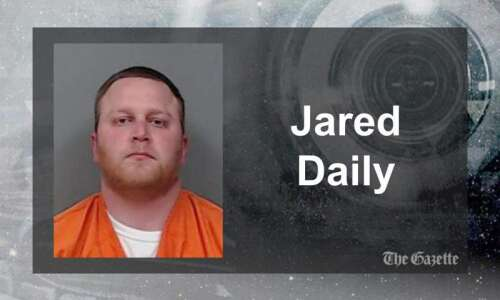 Former Belle Plaine police officer Jared Daily pleads to child…